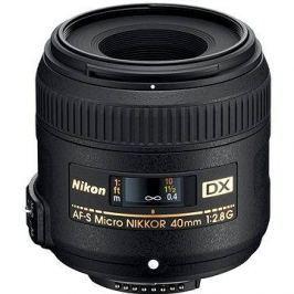 NIKKOR 40mm f/2.8G AF-S ED DX MICRO HiFi és TV