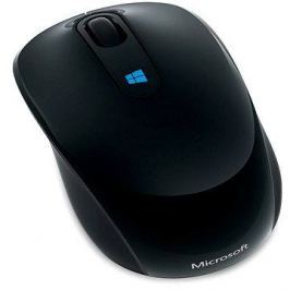 Microsoft Sculpt Mobile Mouse Wireless, černá Hangtechnika