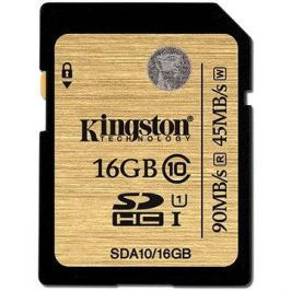 Kingston SDHC 16GB UHS-I Class 10 Ultimate