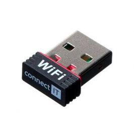 CONNECT IT CI-232 Mini WiFi Adapter 150Mb/s