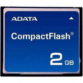ADATA Compact Flash Industrial SLC 2GB, bulk