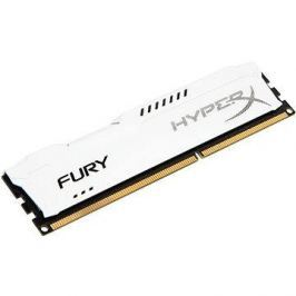 Kingston 8GB DDR3 1600MHz CL10 HyperX Fury White Series