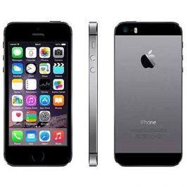 iPhone 5S 16GB (Space Gray) černo-šedý
