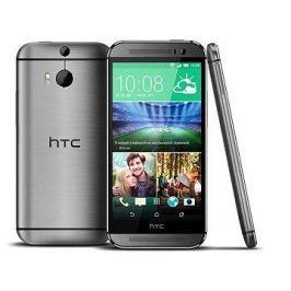 HTC One (M8) Gun Metal Grey