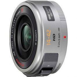 Panasonic Lumix G X Vario PZ 14-42mm f/3.5-5.6 stříbrný