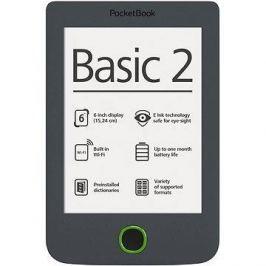 PocketBook 614 Basic 2 šedý