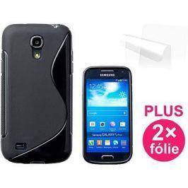 CONNECT IT S-Cover Samsung Galaxy S4 Mini (i9195) černé