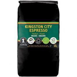 Marley Coffee Kingston City Espresso, zrnková, 500g