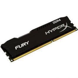 HyperX 4GB DDR4 2400MHz CL15 Fury Black Series