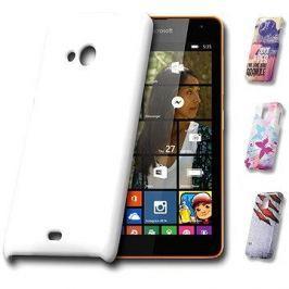 Skinzone vlastní styl Snap pro Microsoft Lumia 535