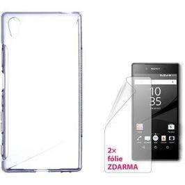 CONNECT IT S-Cover Sony Xperia Z5 čiré