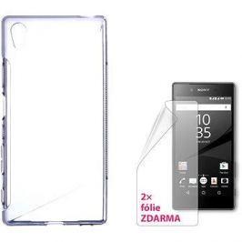 CONNECT IT S-Cover Sony Xperia Z5 čiré