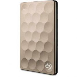 Seagate BackUp Plus Ultra Slim 2TB Gold