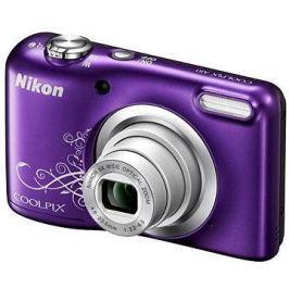 Nikon COOLPIX A10 fialový lineart