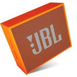 JBL GO - oranžový
