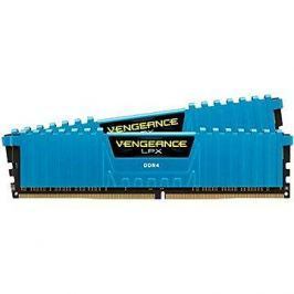Corsair 16GB KIT DDR4 3000MHz CL15 Vengeance LPX modrá
