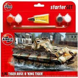 AirFix Starter set A55303 tank – Tiger ausf.B 'King Tiger'