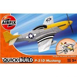 AirFix Quick Build J6016 letadlo – P-51D Mustang