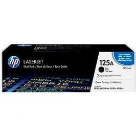 HP CB540AD dual pack černý