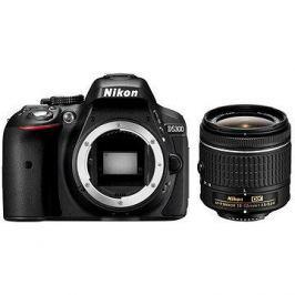 Nikon D5300 + Objektiv 18-55 AF-P