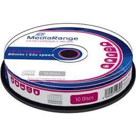 MediaRange CD-R 10ks cakebox