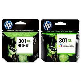 HP HP CH563EE + CH564EE č. 301XL černá a barevná
